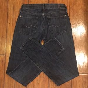 7 For All Mankind Gwenevere Jeans Size 24